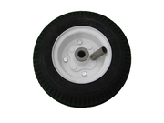 10 HD Pneumatic Wheel, 58 Center Hub Ball Bearings